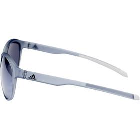 adidas Beyonder Bril Dames, grey transparent/chrome